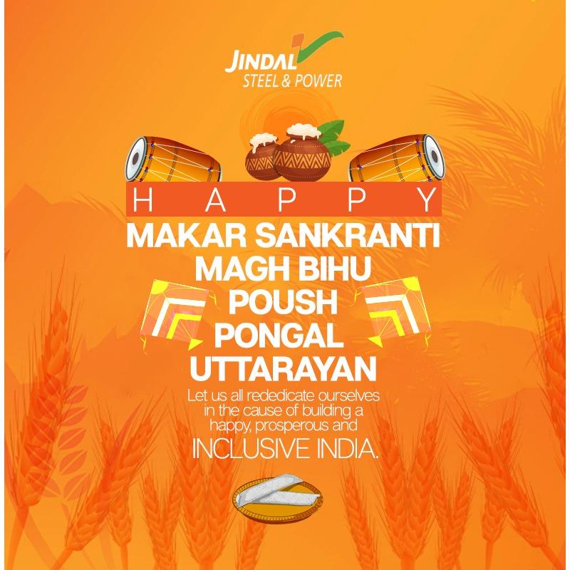 Sending warm wishes to everyone on the auspicious occasion of #Bihu, #MakarSankranti, #Pongal, #Uttarayan and #Poush.
