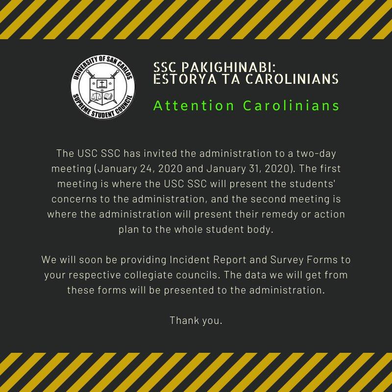 usc academic calendar 2020
