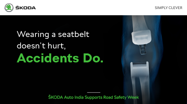 On the road, your safety is a seatbelt away. RoadSafetyWeek https t.co mC7HWY4r73