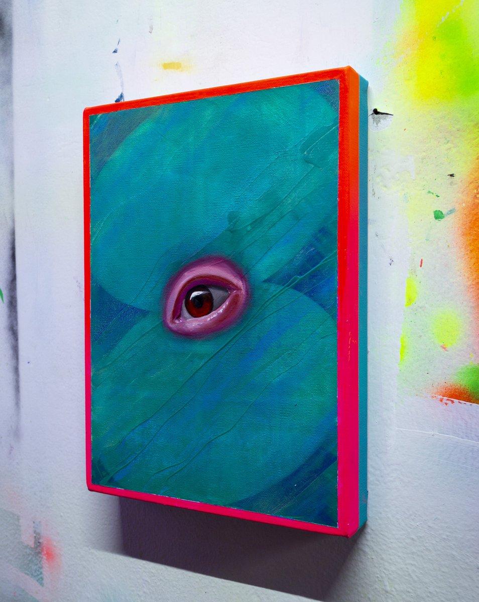 [I see you from within]  {Oil&Acrylic/Canvas} White /// UV light - #postdigitalart - #painting #acrylicpainting #oilpainting #UvPainting #abstract #stayabstract #abstractpainting #contemporarypainting #art #artwork #originalart #postanalogart #neurocolorpic.twitter.com/tISDkCH5Ex