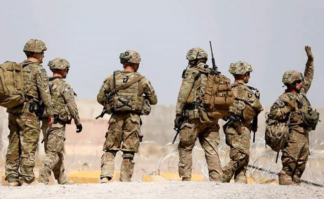 Rockets hit Iraq airbase hosting US forces, no casualties reported. https://www.ndtv.com/world-news/rockets-hit-camp-taji-in-iraq-hosting-us-forces-no-casualties-reported-2164189…(File photo)