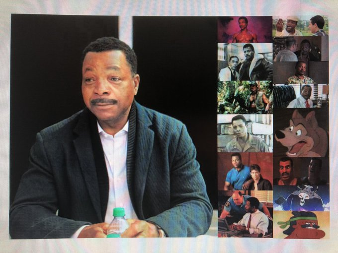 Happy 72nd Birthday to Carl Weathers!