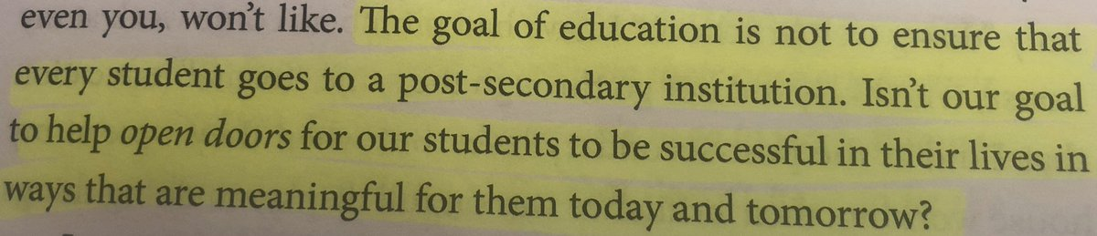 Love this from @gcouros