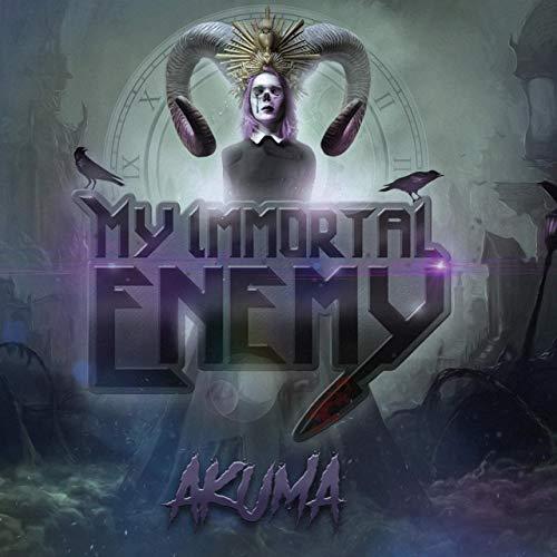 [NEW RELEASE]  MY IMMORTAL ENEMY Akuma (Metalcore, 2020) https://t.co/rKTiTDyRoh https://t.co/NMa7o9X7mw