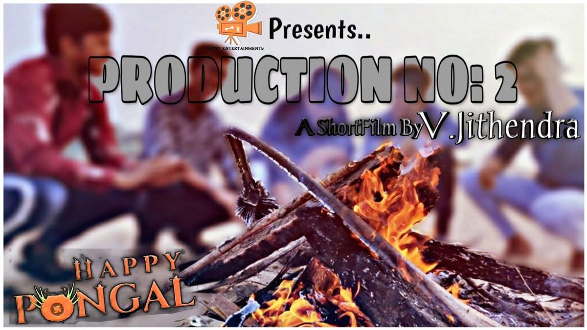 Production no.2 started.....Wish you a very happy pongal...From our team  https://www. youtube.com/channel/UCmNpb LfiPO2Ye4yfM-3mKeA  …  subscribe our channel<br>http://pic.twitter.com/OC5Kd99IIW