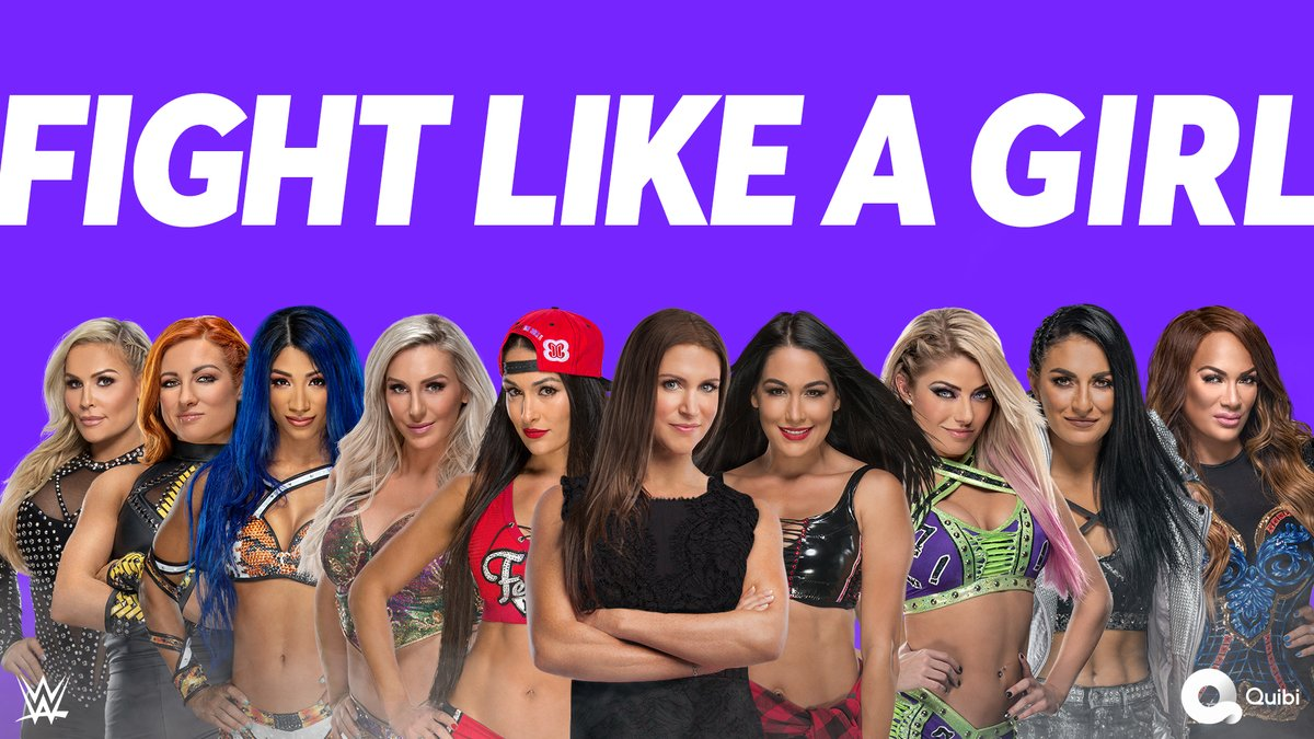 "Details on WWE ""Fight Like A Girl"" Series"