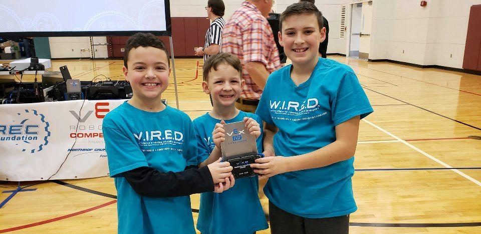 Waterford elementary students earn spot in state robotics tournament bit.ly/2QTROmx