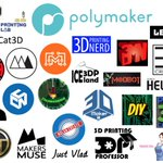Image for the Tweet beginning: Polymaker would like to thank