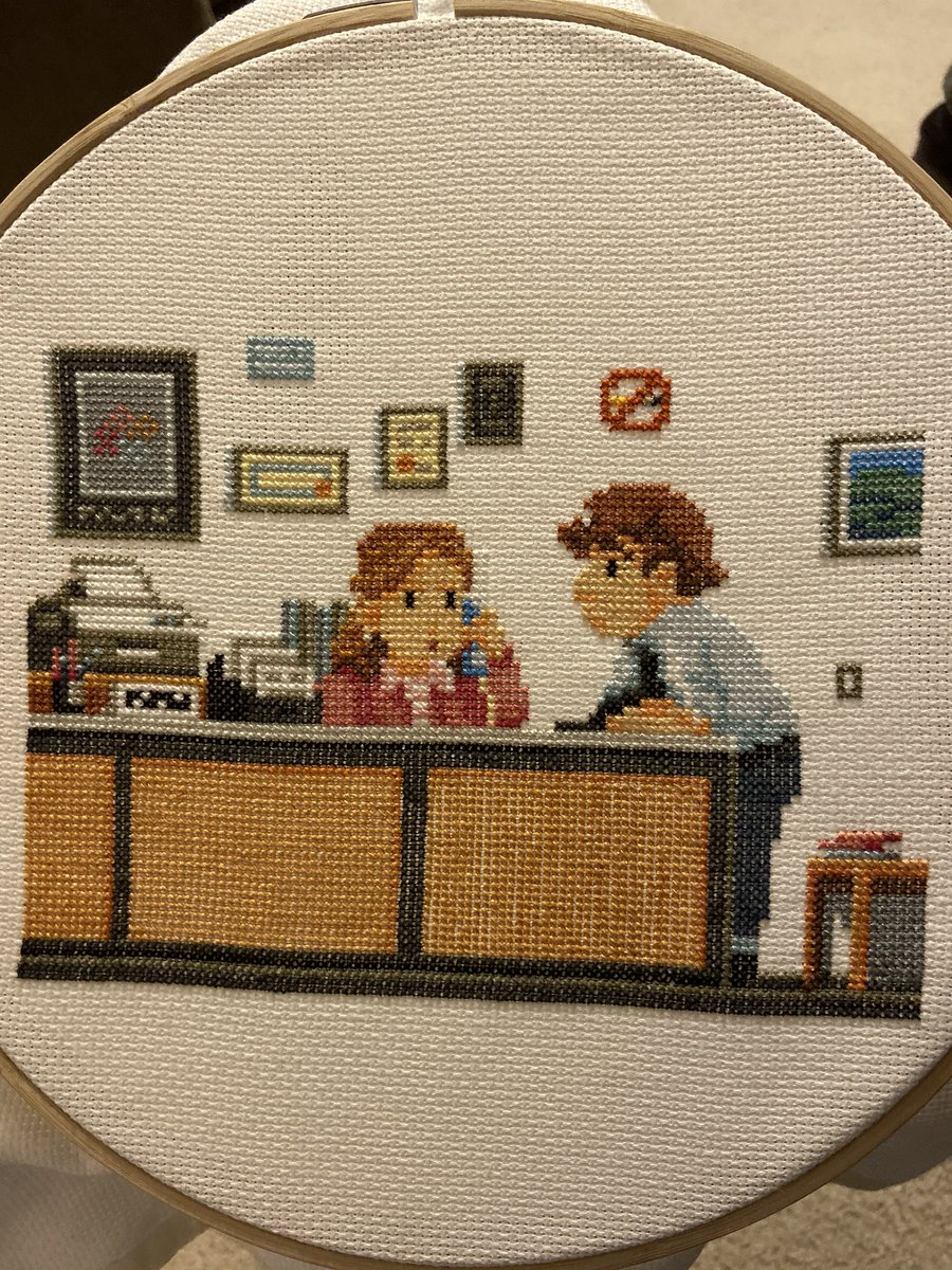 I've been working on this for the past month and I finally finished it!!! @jennafischer 💕