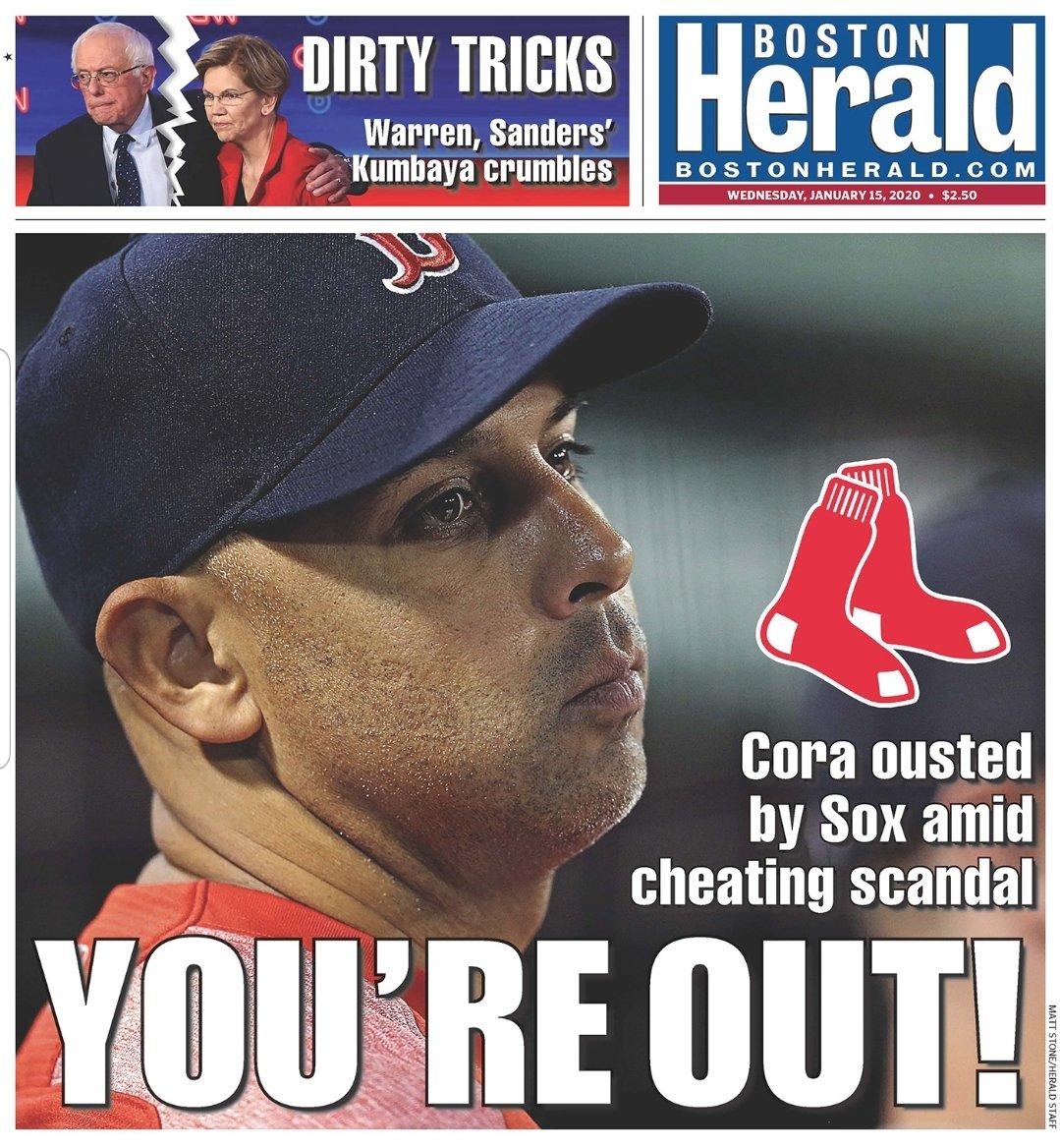 @bostonherald's photo on #RedSox