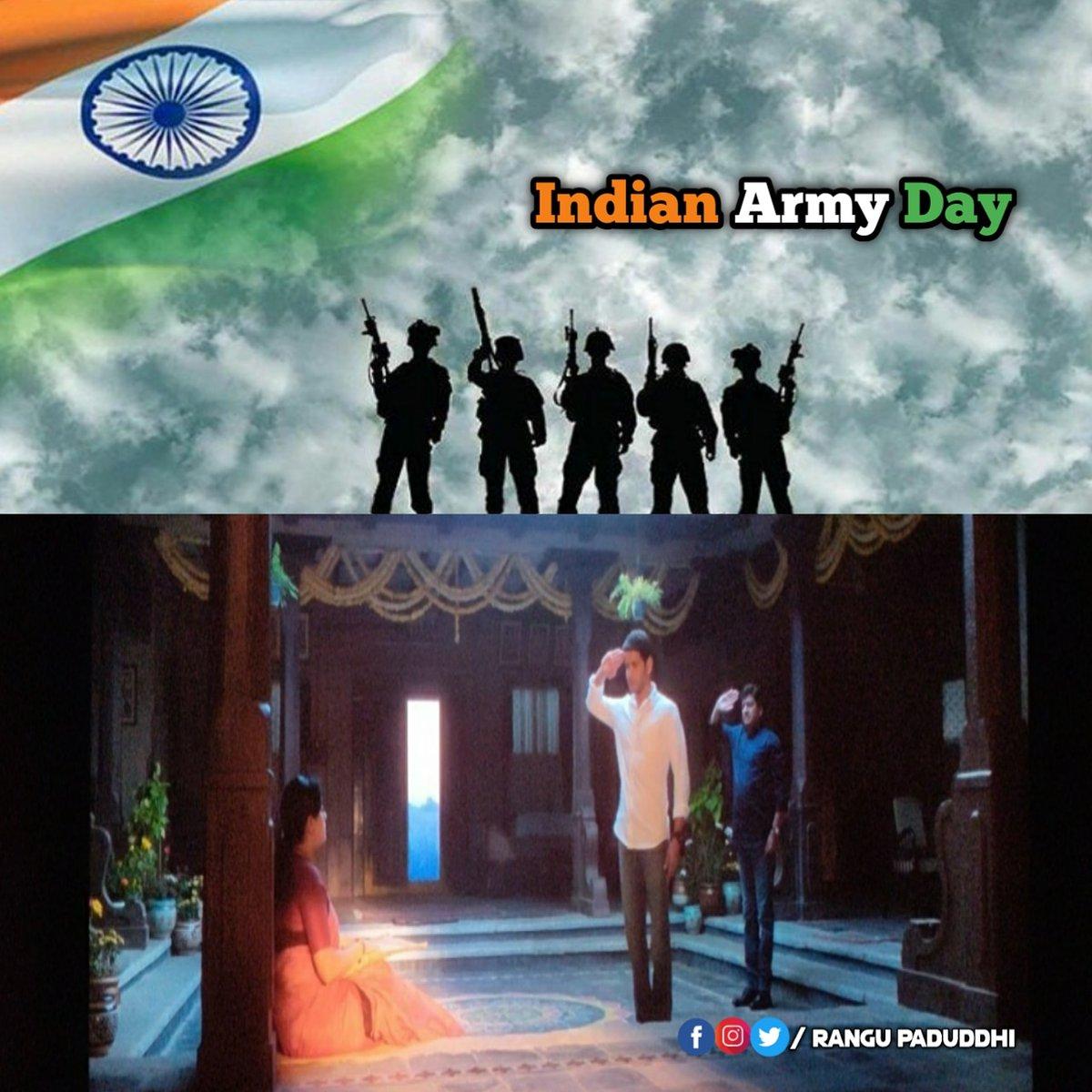 INDIAN ARMY DAY  Do follow - @rangu_paduddhi #rangupaduddhi #comedy #fun #memes #memesdaily #telugumemes #telugumeme  #IndianArmy #Indiapic.twitter.com/T4hngPttY1