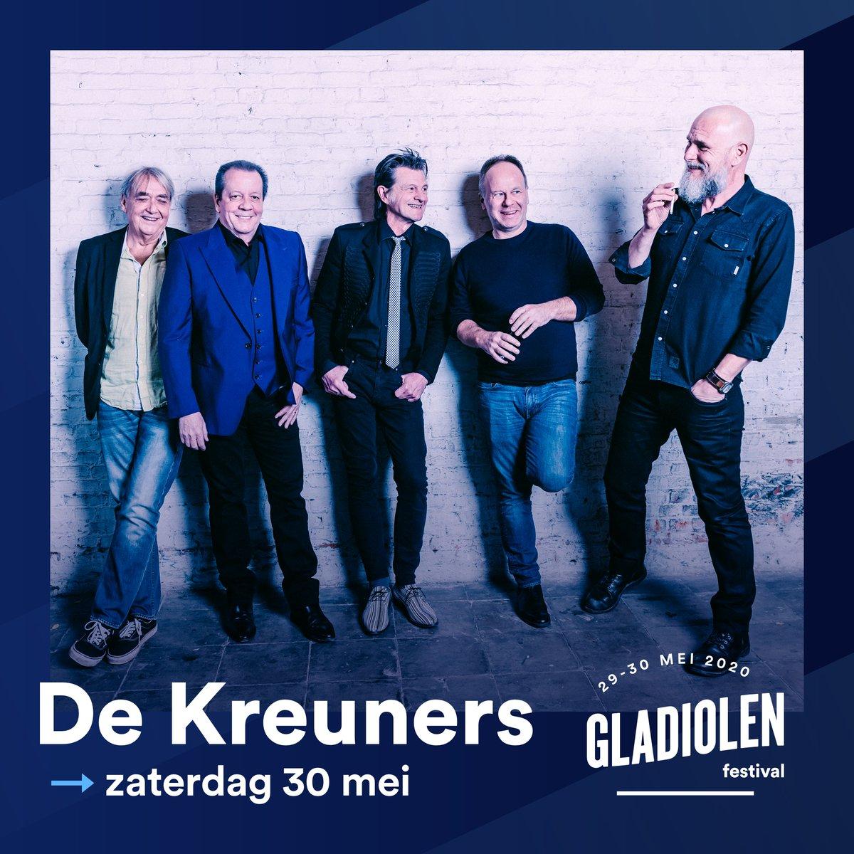 We hadden nog 1 verrassing voor Gladiolen 2020 beloofd, die we hier met veel plezier uit onze hoge hoed toveren: De Kreuners!   https://t.co/3kFVmQ6XkP https://t.co/ffkPbNpf9U
