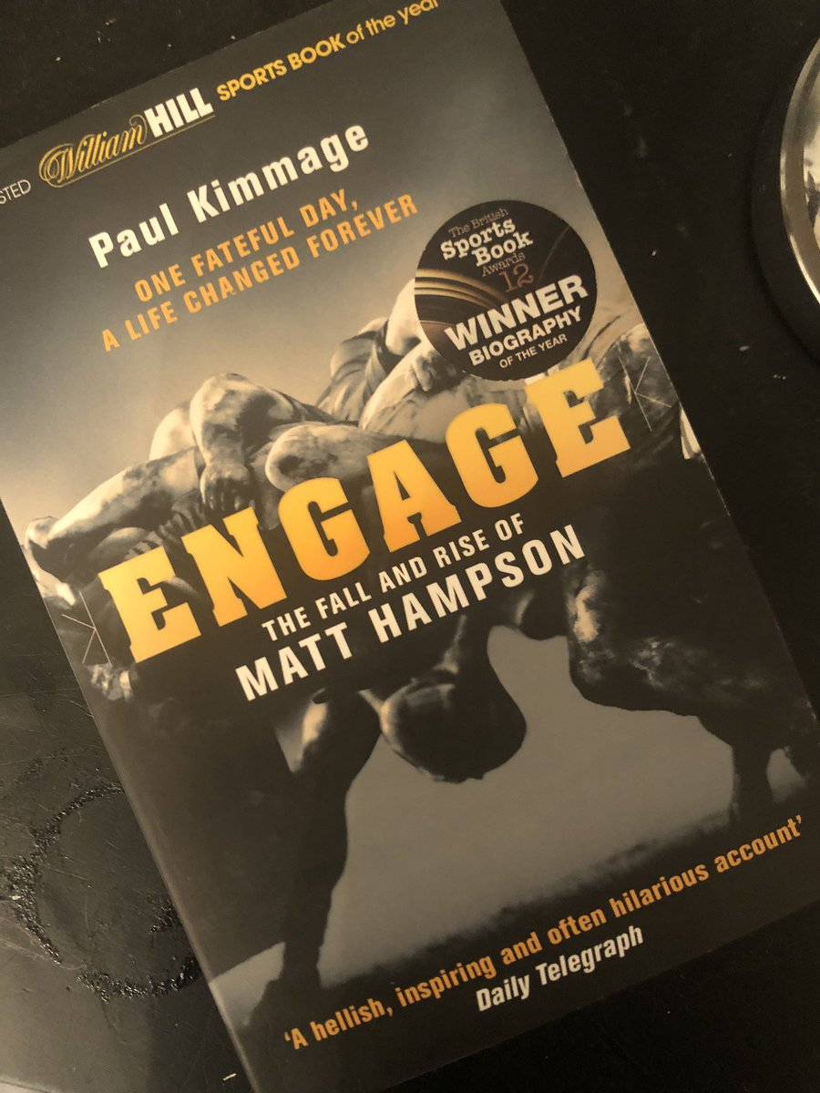 Definitely this: Changed my outlook on life when most needed. Matt lives the 'thrive not just survive' ethos #getbusyliving @PaulKimmage @Hambofoundationpic.twitter.com/KJdtCCBraO