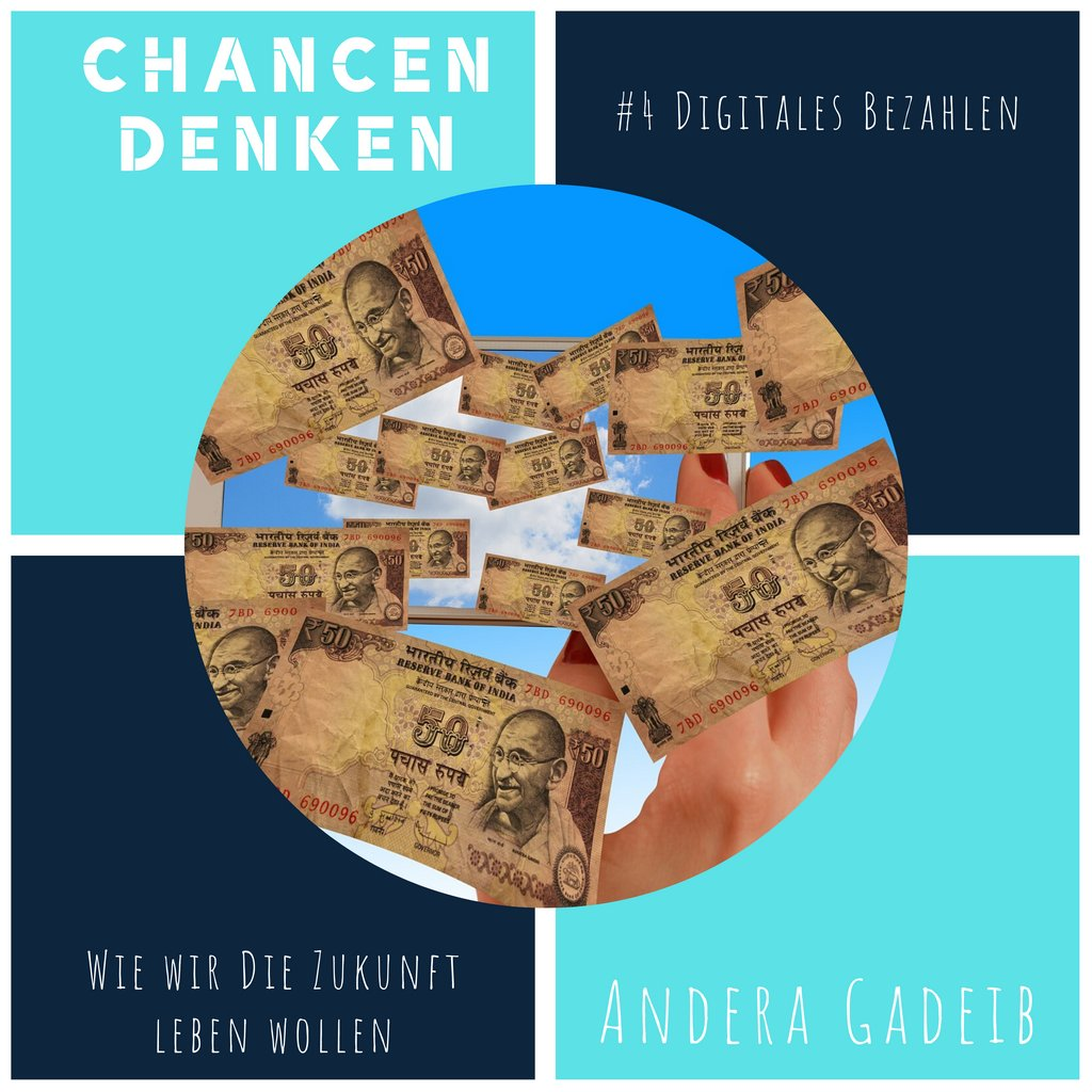 test Twitter Media - Reinhören: Heute 15 Uhr der neue Podcast #4 zum Thema #DigitalesBezahlen. 2030 ohne Bargeld? Was ist der Nutzen und welche Rolle spielt die Marke dahinter? #Chancendenken #Podcast #Vorschau #DieZukunftistmenschlich https://t.co/6hBeFFjH5t