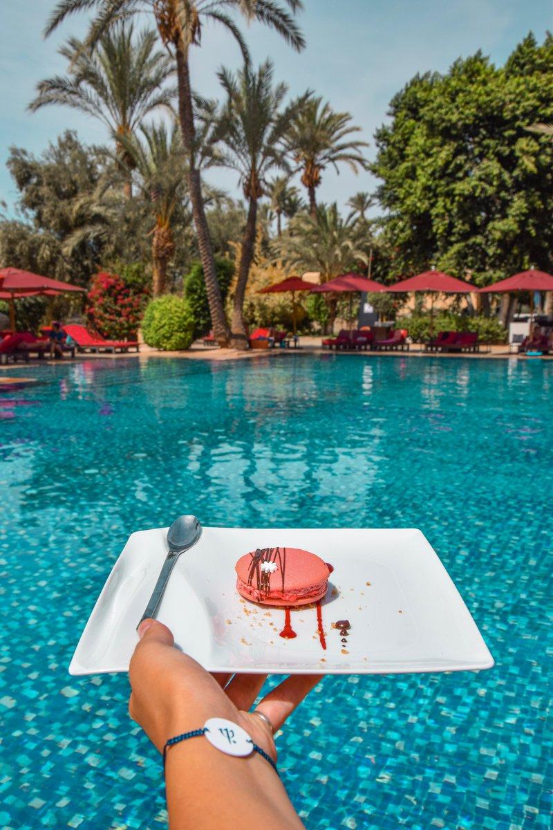 Med fransk känsla i Marrakech 😋 #ClubMedMarrakech https://t.co/1CgM8wvnXr