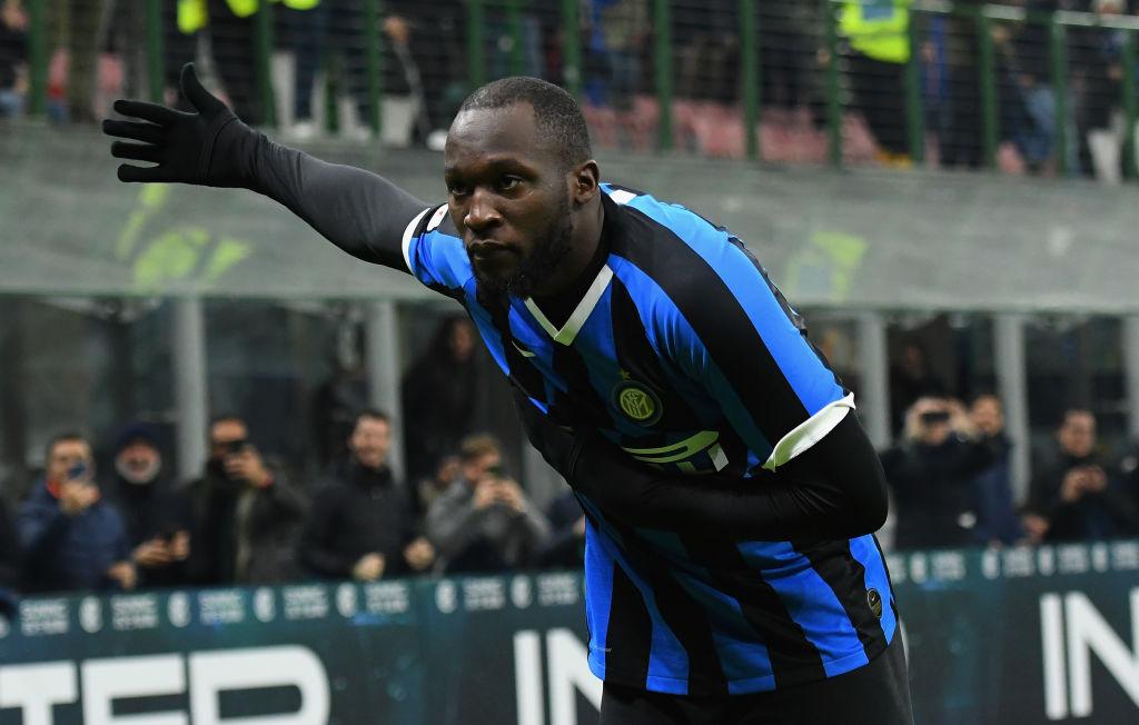 partite con l' @Inter   gol messi a segno    @RomeluLukaku9 è _______________    #UEL