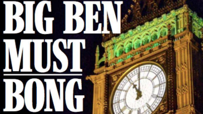 Meghan, Big Ben and Storm Brendan make up Wednesdays front pages itv.com/news/2020-01-1…