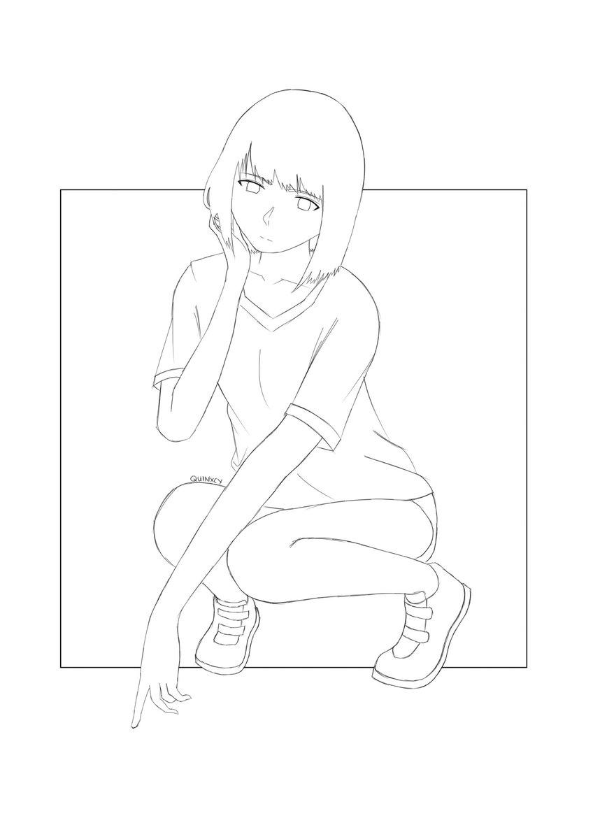 line art . #artdrawing #art #artanime #animedraw #animemanga #animegirl #artdraw #animeart #animedrawing #anime #bnw #drawinganime #drawing #drawanime #drawingart #draw #drawingmanga #fullbody #kawaii #mangadrawing #mangadraw #mangaart #mangas #manga #posereference #sketchpic.twitter.com/DjhRk4C2RL
