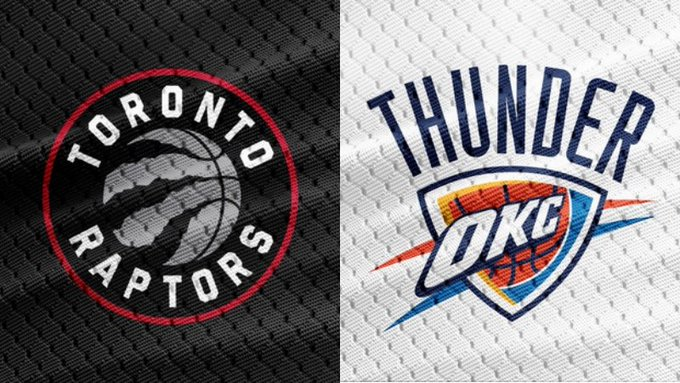 【NBA直播】2020.1.16 09:00-暴龍 VS 雷霆 Toronto Raptors VS Oklahoma City Thunder Links