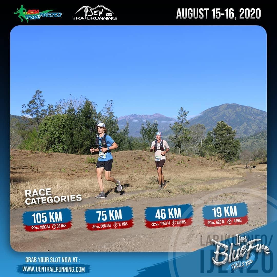 Ijen Trail Running • 2020