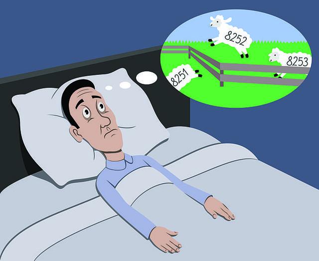 【1匹…2匹…】羊を数える睡眠法、日本人には無効かネタ元は欧米で、「sheep」の発音が腹式呼吸で眠気を誘うという。日本語の「ヒツジ」は腹式呼吸にならず、効果はないそう。