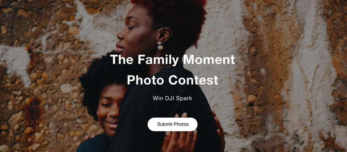 New Contest: The Family Moment See what community members are sharing and add your photo today! https://buff.ly/30mAjyn