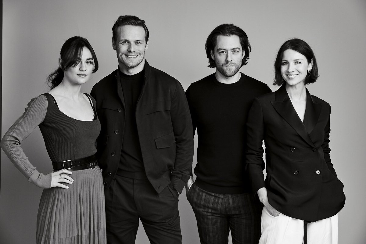 Closing out #TCA20 with the casts of @Outlander_STARZ, @VIDA_STARZ & @HightownSTARZ.<br>http://pic.twitter.com/MGeQomfvMq
