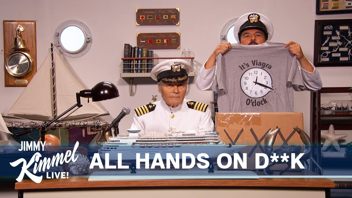 .@CarnivalCruise  Line bans offensive clothing... @Fred_Willard  @IamGuillermo