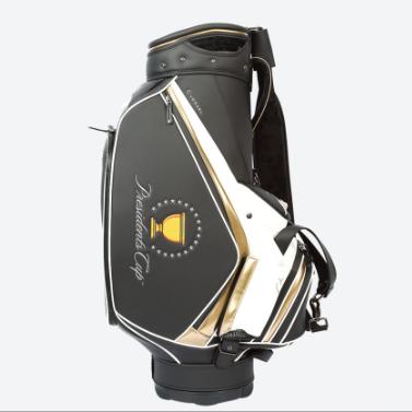 Always cool VESSEL👍 Limited model is... Handsome😍 #golf #golfbag #vessel #limitedmodel #ovdgallery #presidentscup #presidentscup2019