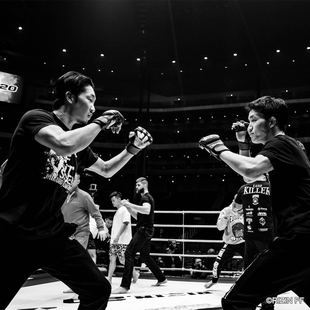 RIZIN.20 -Backstage Photos-  朝倉未来(@MikuruAsakura)  ▼RIZIN.20 全試合配信中 https://t.co/h0tqCEe44f  【NEXT】 ️RIZIN.21 :2/… https://t.co/FKTEnedhxQ