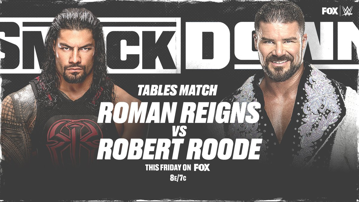 WWE SmackDown Preview (17/01/19): Reigns-Roode, Lacey-Sasha, Kane Returns 1