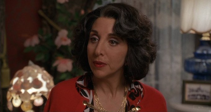 Andrea Martin is now 73 years old, happy birthday! Do you know this movie? 5 min to answer!