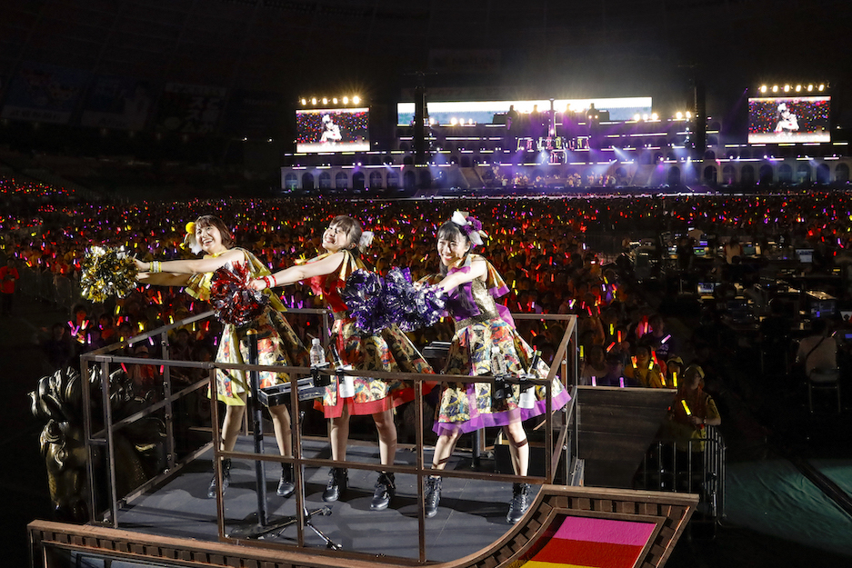 BD&DVD2/26発売✅  埼玉県・メットライフドームに 2日間で計66,130人が集結⚡️ 大熱狂の中で繰り広げられた、 ももクロの夏を再び体感しよう‼️   https://t.co/nbbNypQliZ