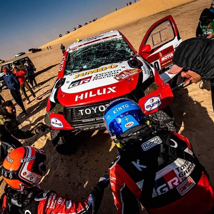 2020 42º Rallye Raid Dakar - Arabia Saudí [5-17 Enero] - Página 11 EOToAwwXkAEwjHL?format=jpg&name=900x900