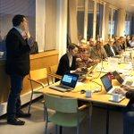 Image for the Tweet beginning: #Markkinavuoropuhelu käynnissä kestävien kaupunginosien #kumppanuusmallin