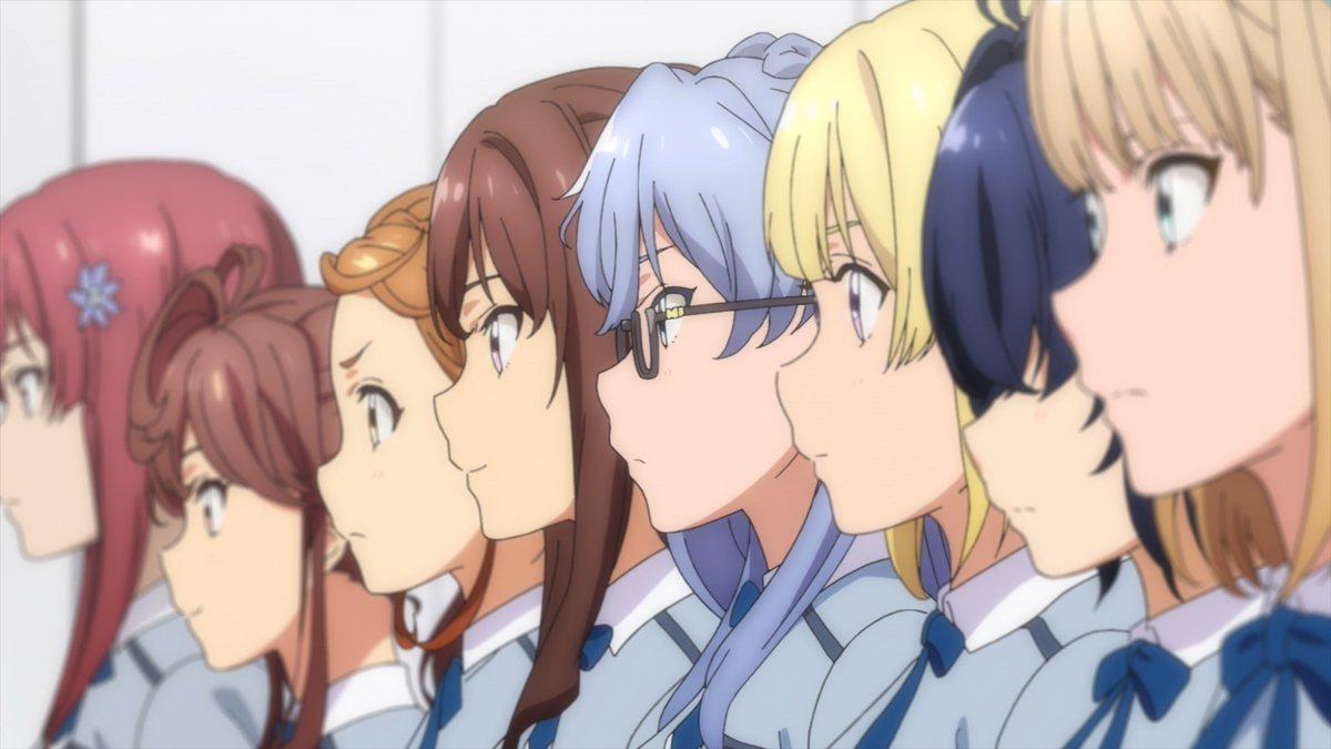 「ナナニジ アニメ」の画像検索結果