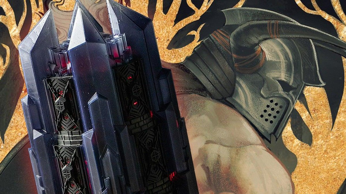 We open up Return to Dark Tower with designer Rob Daviau and check out its impressive foot-tall centerpiece.  http:// bit.ly/377bfxO    <br>http://pic.twitter.com/WaJyO1XiA0