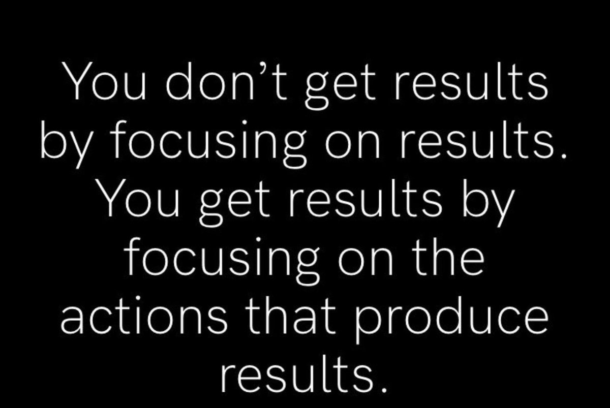 RT @MrsJaronfelder: When your actions are consistent, the results will come. Let's work! #WednesdayWisdom https://t.co/WmzJ2HW8JB