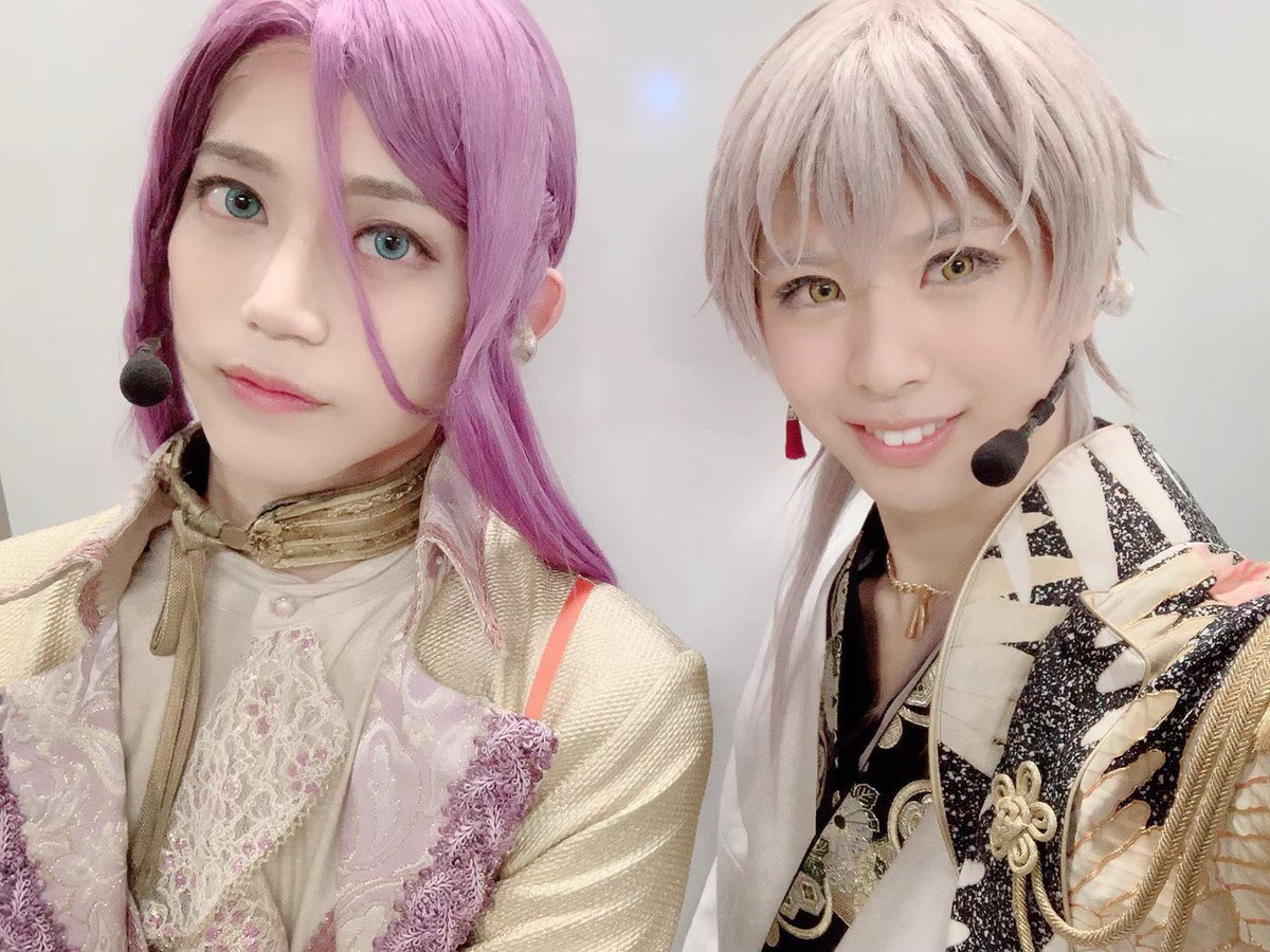 ミュージカル『刀剣乱舞』歌合 乱舞狂乱 2019大阪公演1日目お越しいただきありがとうございました!
