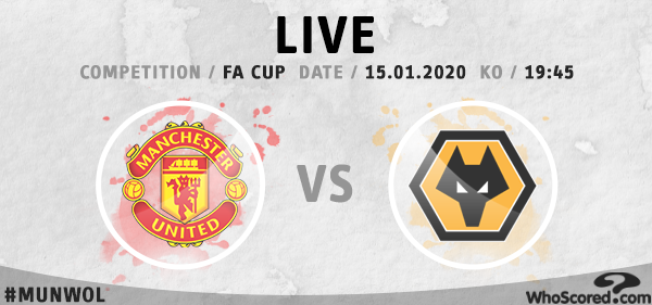 Whoscored Com On Twitter Live Manchester United Wolves