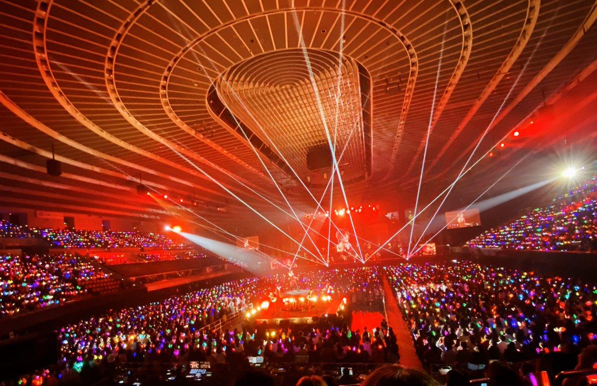 ミュージカル刀剣乱舞 歌合 乱舞狂乱の大阪城ホール公演が無事に終わりました。ご来場頂いた審神者の皆さま、ありがとうございました。皆さまの素敵な反応にほっとしました。ネタバレ禁止にご協力頂いた方々に感謝いたします!