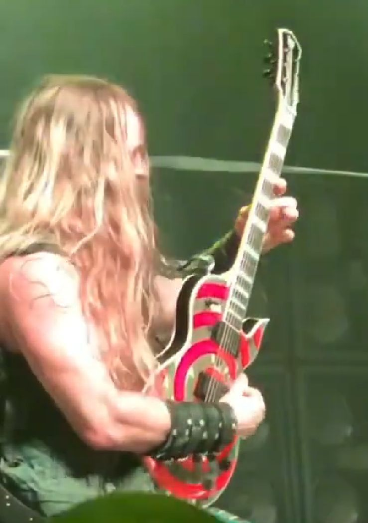Happy Birthday Zakk Wylde Children Of The Grave (Live)  Zakk Sabbath