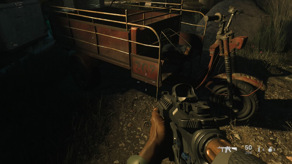 #PS4share #infinityward #activision #cod mw2019-I need this vehicle in #DeathStranding #kojimaproductions :D pic.twitter.com/OwVNFm5FPB