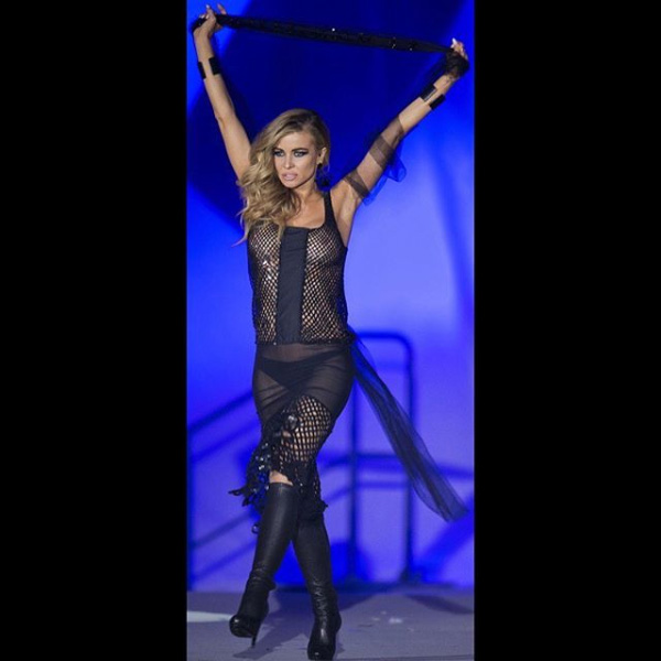 Carmen Electra On Twitter What A Dream It Was To Close Jeanpaulgaultier Fashion
