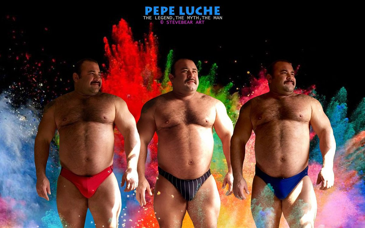 My Top Rated work in 2019 for @pepe_luche_bear Reloaded Now in New Style! @gaymuscle_bear  STEVEBEAR ART 71<br>http://pic.twitter.com/rEXRyuTF6P