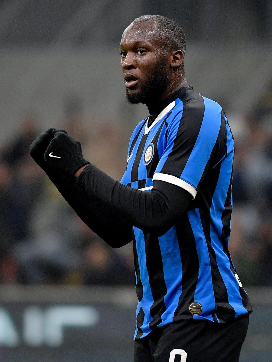 Lukaku = 18 goals this season    #UEL winner with Inter in 2020?