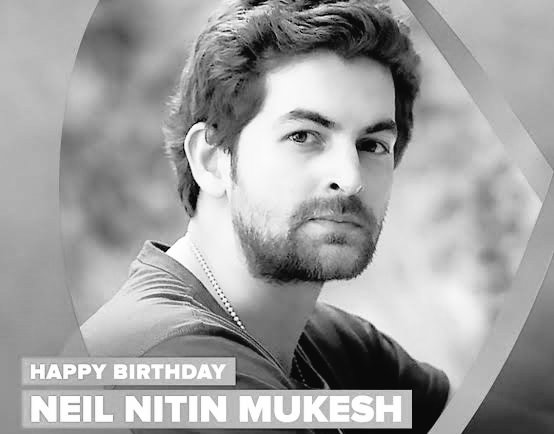 Happy Birthday Neil Nitin Mukesh