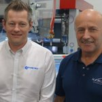 Image for the Tweet beginning: #labeltraxxMIS customer @HamiltonLabels switches tooling