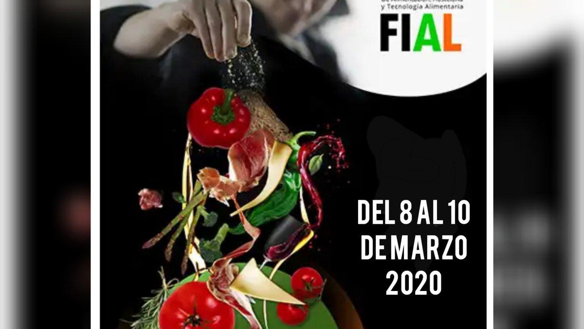 La misión comercial inversa #Agroalimentario #FIAL 2020 contará con la presencia de una seleccionada delegación de #importadores procedentes de Europa, Asia, América y África. ¡Posiciónate en el exterior! https://bit.ly/2FOJheq @Junta_Ex @e_avante @Junta_Economiapic.twitter.com/HOe37QNLUN