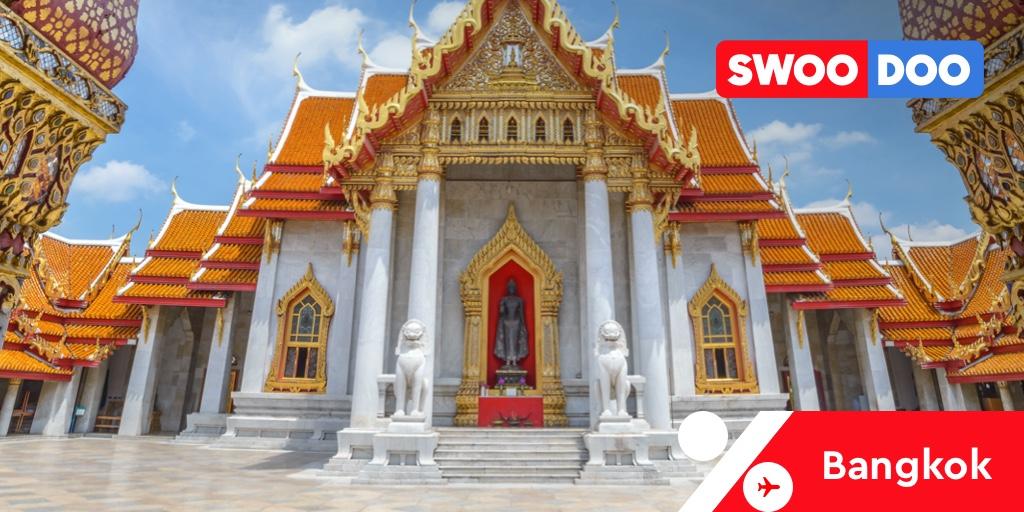 Komm für 430€* nach Bangkok mit den geilen Deals von SWOODOO: https://t.co/7ADZaBZSdB  *Gefunden am 15.01.20, 12:35. Zeitlich begrenzter Deal. https://t.co/E71puJJPm6